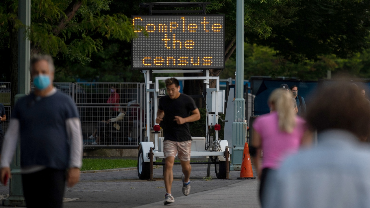 Wildfires and Hurricanes Disrupt Final Weeks of 2020 Census – NBC Chicago