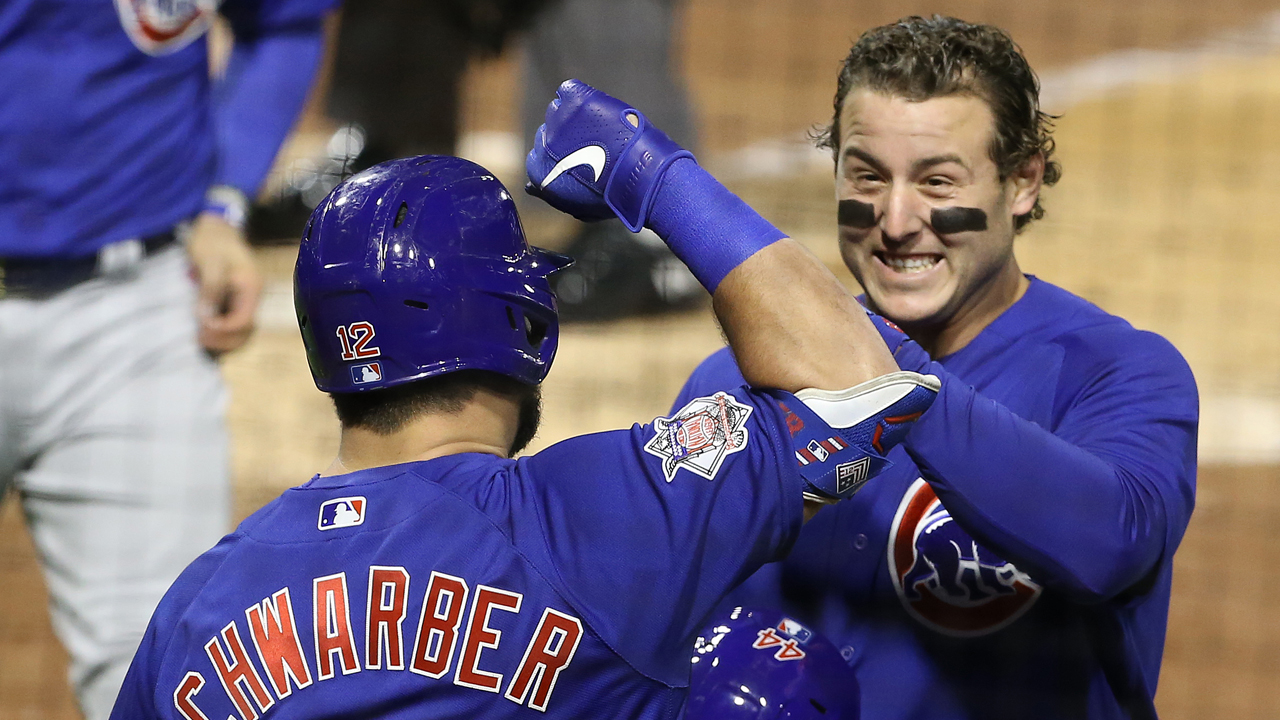 Anthony Rizzo, Cubs Core Beat Odds to Return to October for One More Run