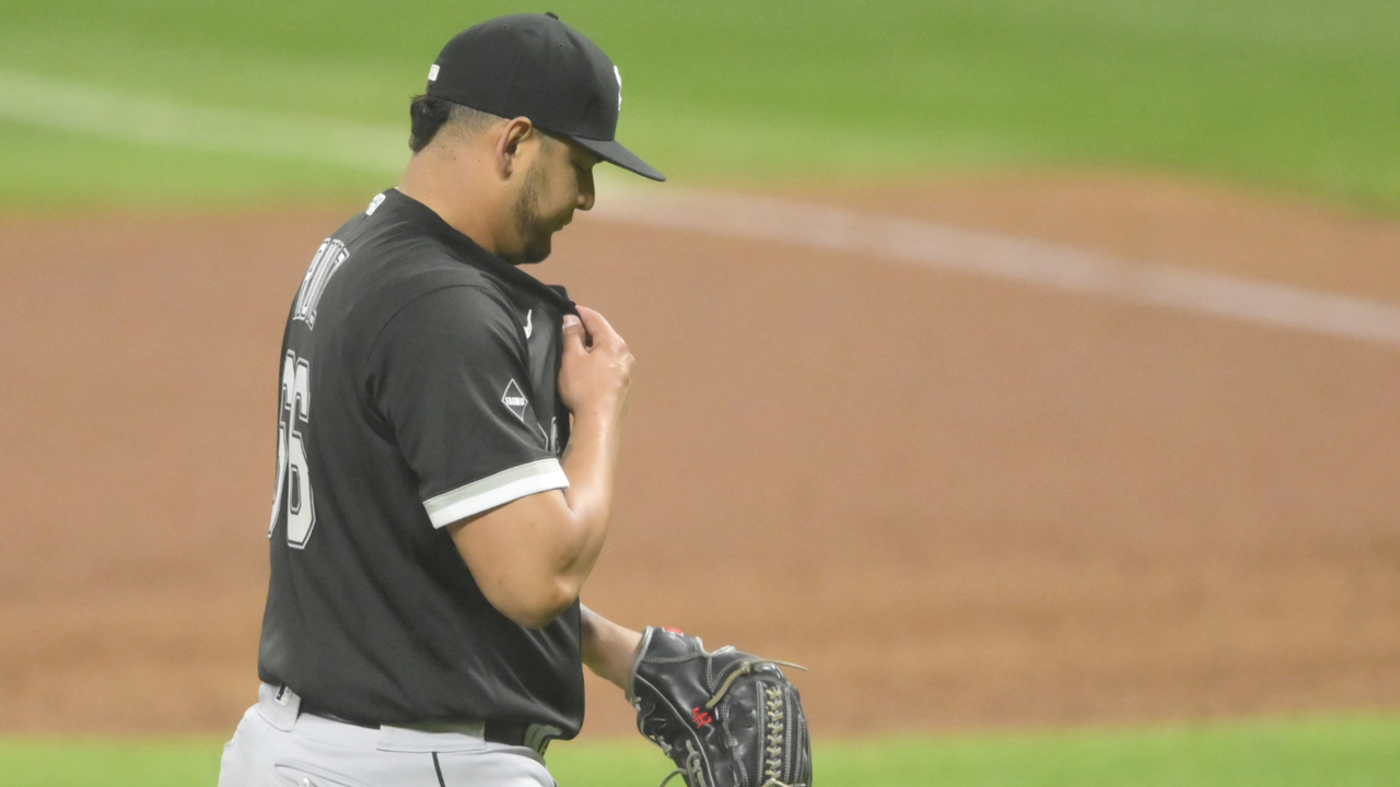 Why White Sox Used José Ruíz in Decisive At-Bat of Walk-Off Loss to Indians
