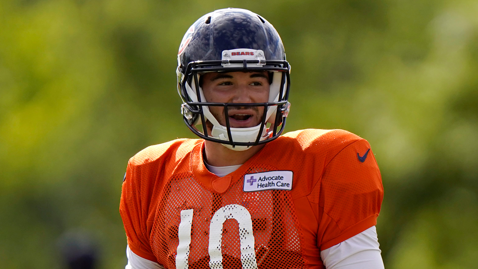 Mitch Trubisky Has Nothing to Lose in Final Shot as Bears' Starting QB