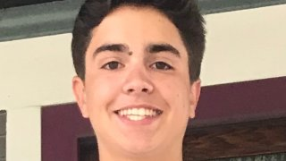 18-year-old Michael Lang, a first-year student at the University of Dayton, died this week after a lengthy illness following his COVID-19 diagnosis.