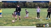 High School Senior Creates Soccer Camp For Refugee Youth
