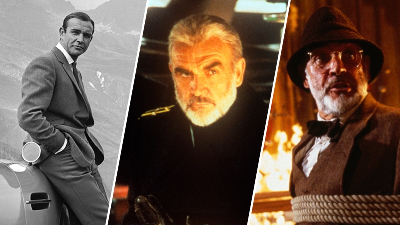Sean Connery: His Most Iconic Roles