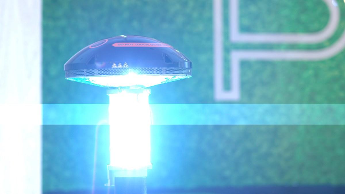 Illinois Company Builds Coronavirus-Killing Robots for Hospitals Worldwide - NBC Chicago