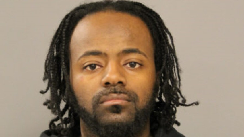 Clarence Hebron, 32, is suspected in connection to a double homicide and child abduction in suburban Riverdale on Nov. 27, 2020.