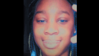 A photo shows Takaylah Tribbit, a 14-year-old Chicago girl who was killed in 2019