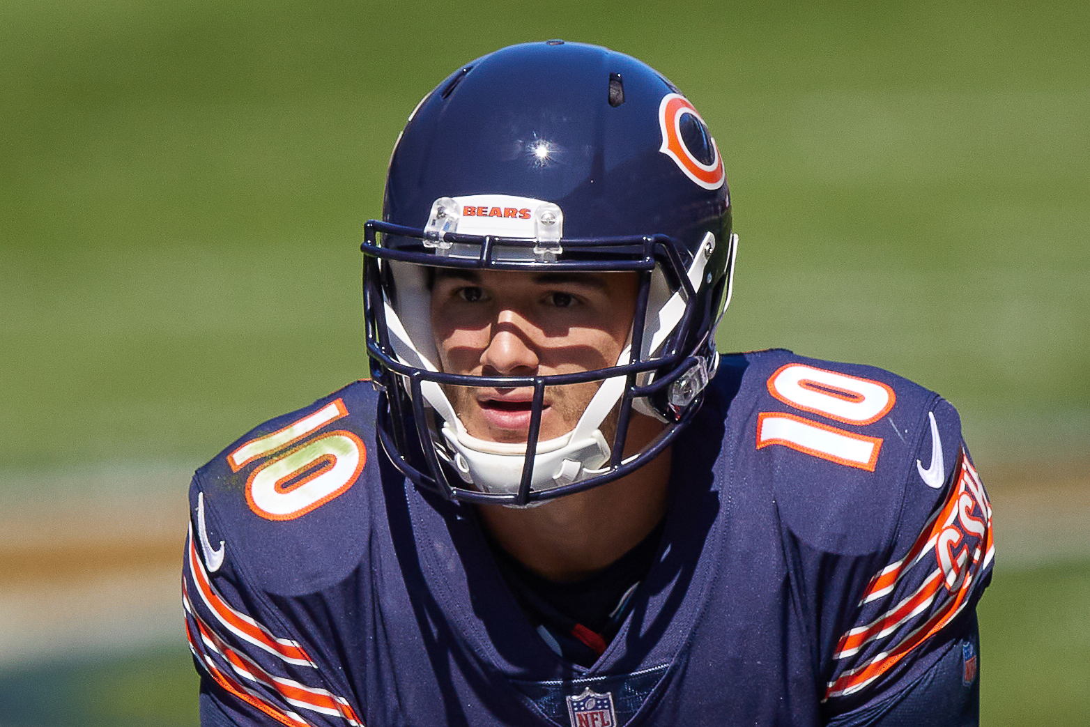 Bears Coach Matt Nagy Announces Mitch Trubisky Will Start vs. Packers