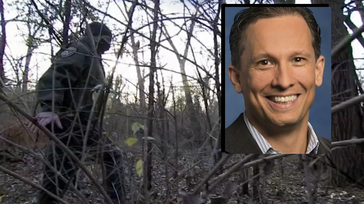 Human Remains Discovered at Suburban Forest Preserve Identified as Missing United Exec – NBC Chicago