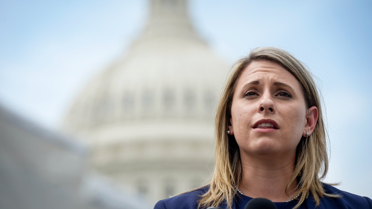Shocking Photos of Congresswoman Katie Hill Are Revealed