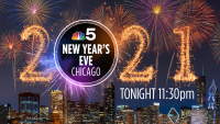 Watch Live: New Year's Eve Countdown in Chicago