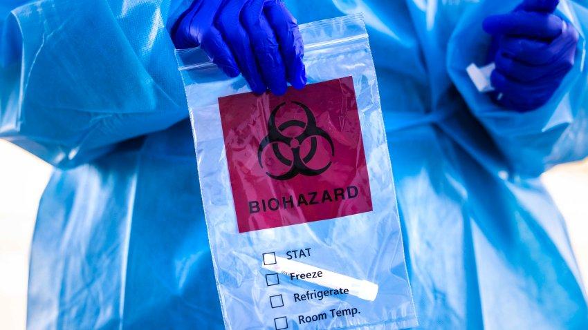 Realizan pruebas de COVID-19 en el estado Echo Park de Parker, Colorado.