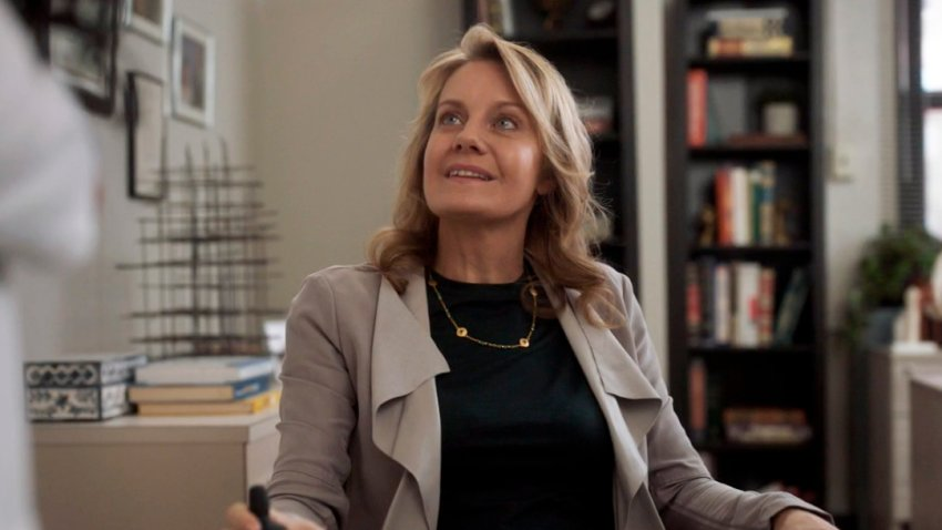 """Eileen Grubba in a scene from """"New Amsterdam."""""""