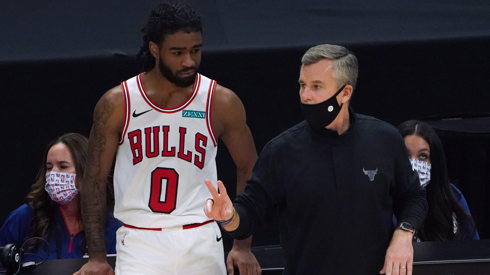 Coby White's Ups and Down Strike Right to Point of Bulls' Roster Holes