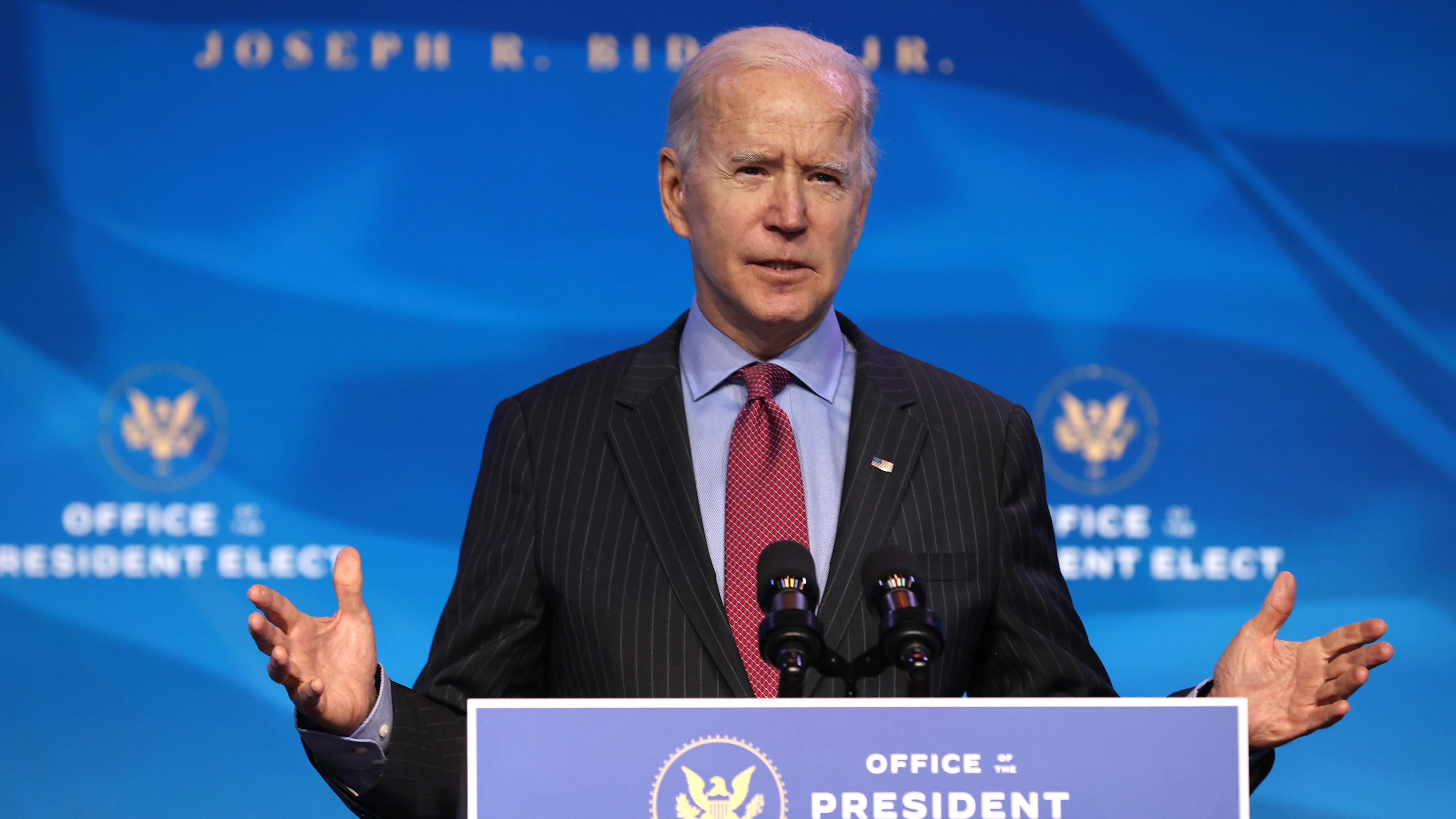 Biden Picks Familiar Faces for Top Roles at FEMA, CIA – NBC Chicago