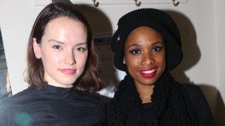 Celebrities Visit Broadway - December 2, 2015