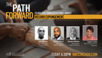 Watch: 'The Path Forward -Fearless Conversations About Record Expungement'
