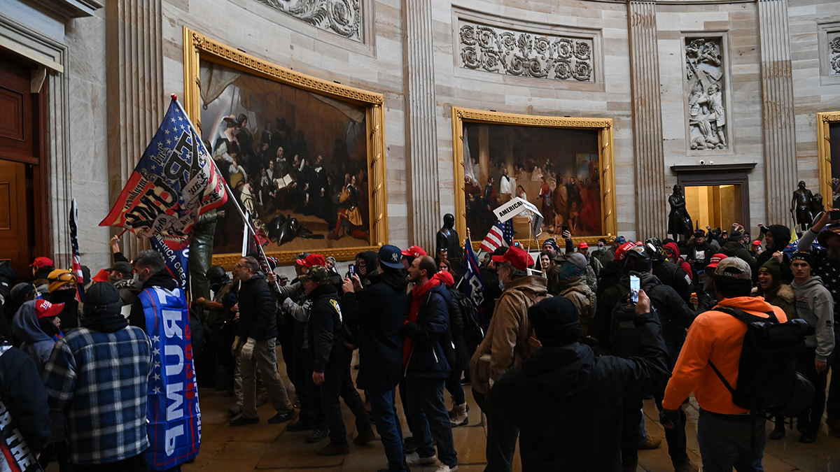 Rioters Flaunt Involvement in Capitol Siege – NBC Chicago