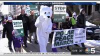'Create Peace': 7th Annual Polar Peace March Goes Virtual