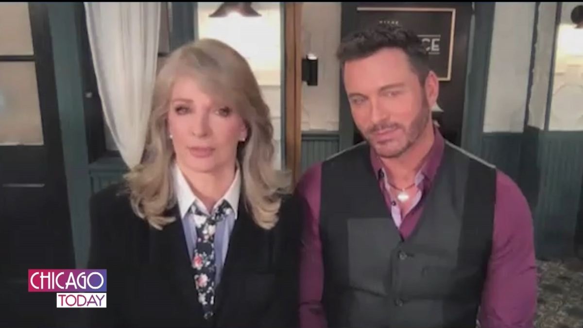 'Days of Our Lives' Celebrates 55 Years, Stars Deidre Hall and Eric Martsolf Reflect on Legacy and Devoted Fans
