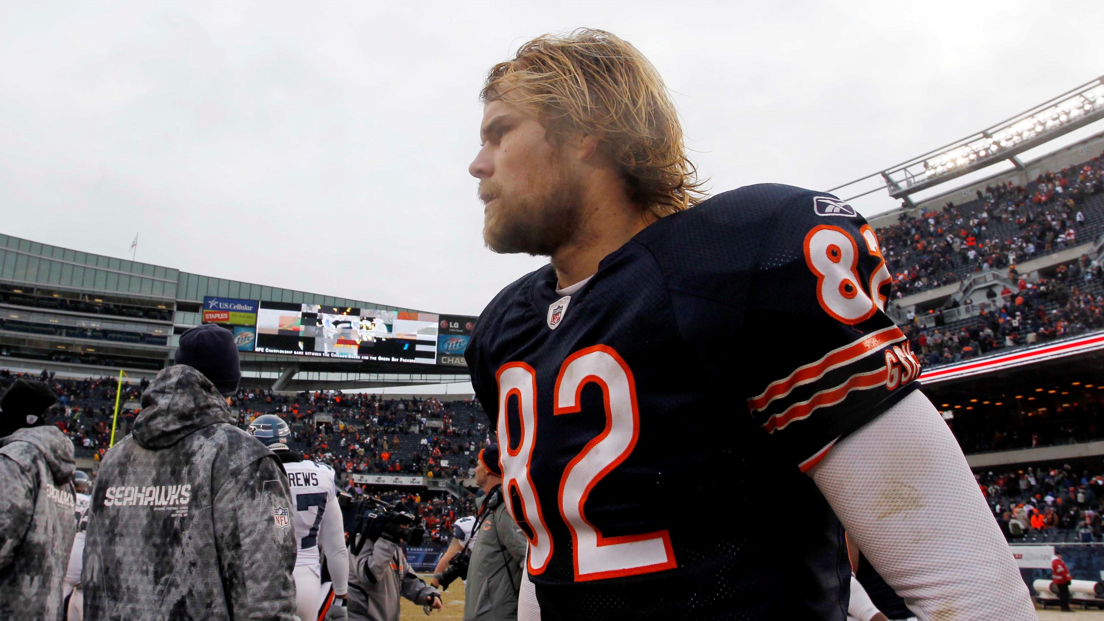 Bears Explored Signing Greg Olsen Instead of Jimmy Graham