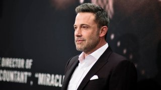 """FILE - Ben Affleck attends the LA premiere of """"The Way Back"""" at Regal Cinemas, March 1, 2020, in Los Angeles."""