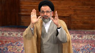 President of Iran Hassan Rouhani