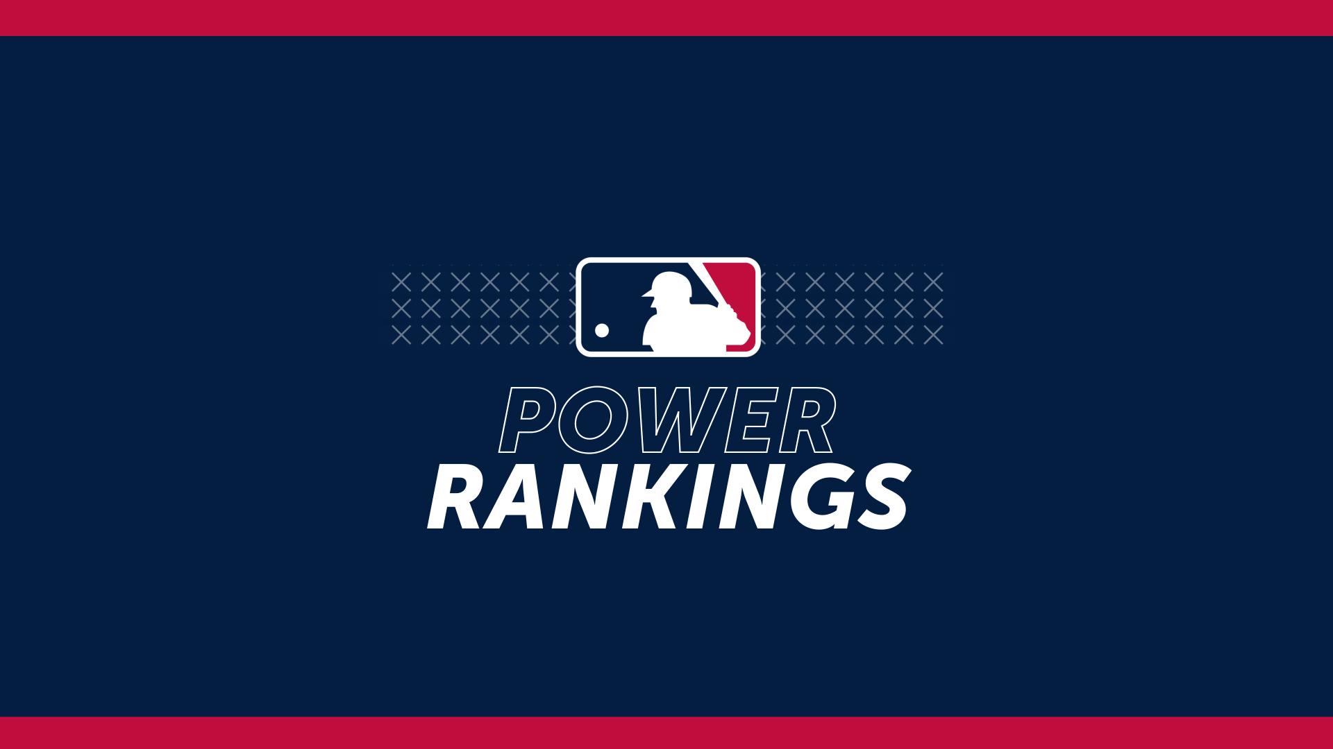 MLB Power Rankings 2021: Giants, Surging Astros Top Standings