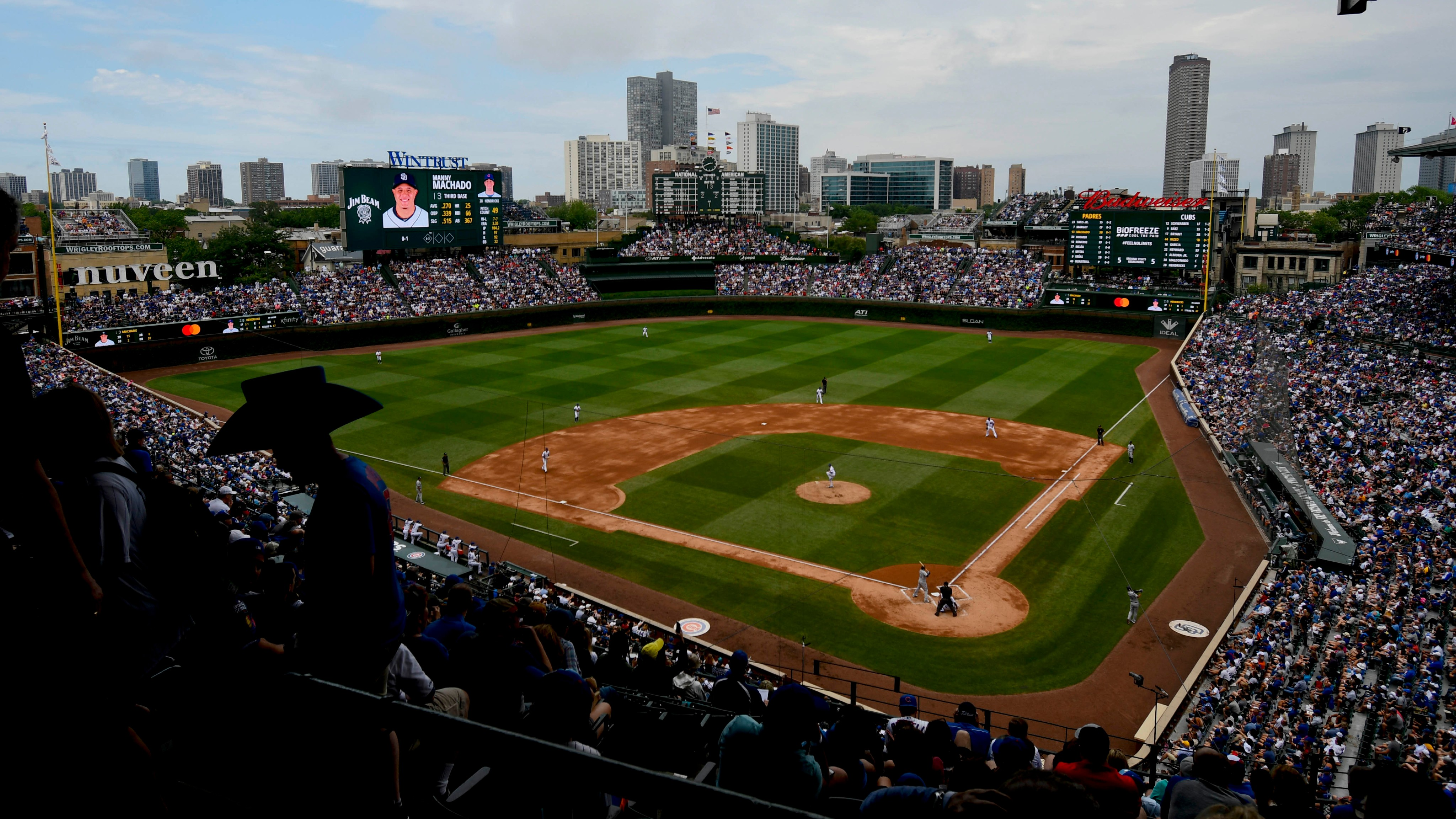 Source: Plan Is for Cubs, White Sox to Host Some Fans on Opening Day