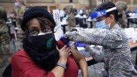 Virus Updates: Biden Sending Masks to Hard-Hit Areas; CVS, Walgreens to Give Shots in More States