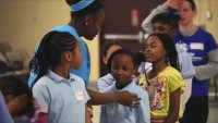 Making a Difference: 'Girls in the Game' Uses Sports to Teach Important Life Lessons