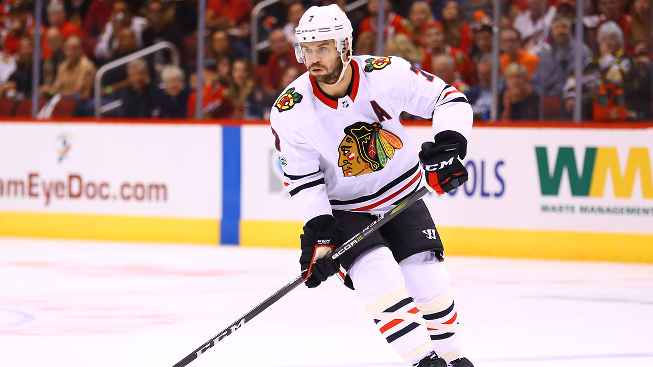 Seabrook, Shaw Reportedly Among Players Exempt From NHL Expansion Draft