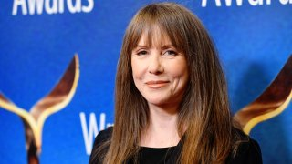BEVERLY HILLS, CALIFORNIA - FEBRUARY 01: Laraine Newman attends the 2020 Writers Guild Awards West Coast Ceremony at The Beverly Hilton Hotel on February 01, 2020 in Beverly Hills, California.