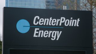the entrance to a CenterPoint Energy facility