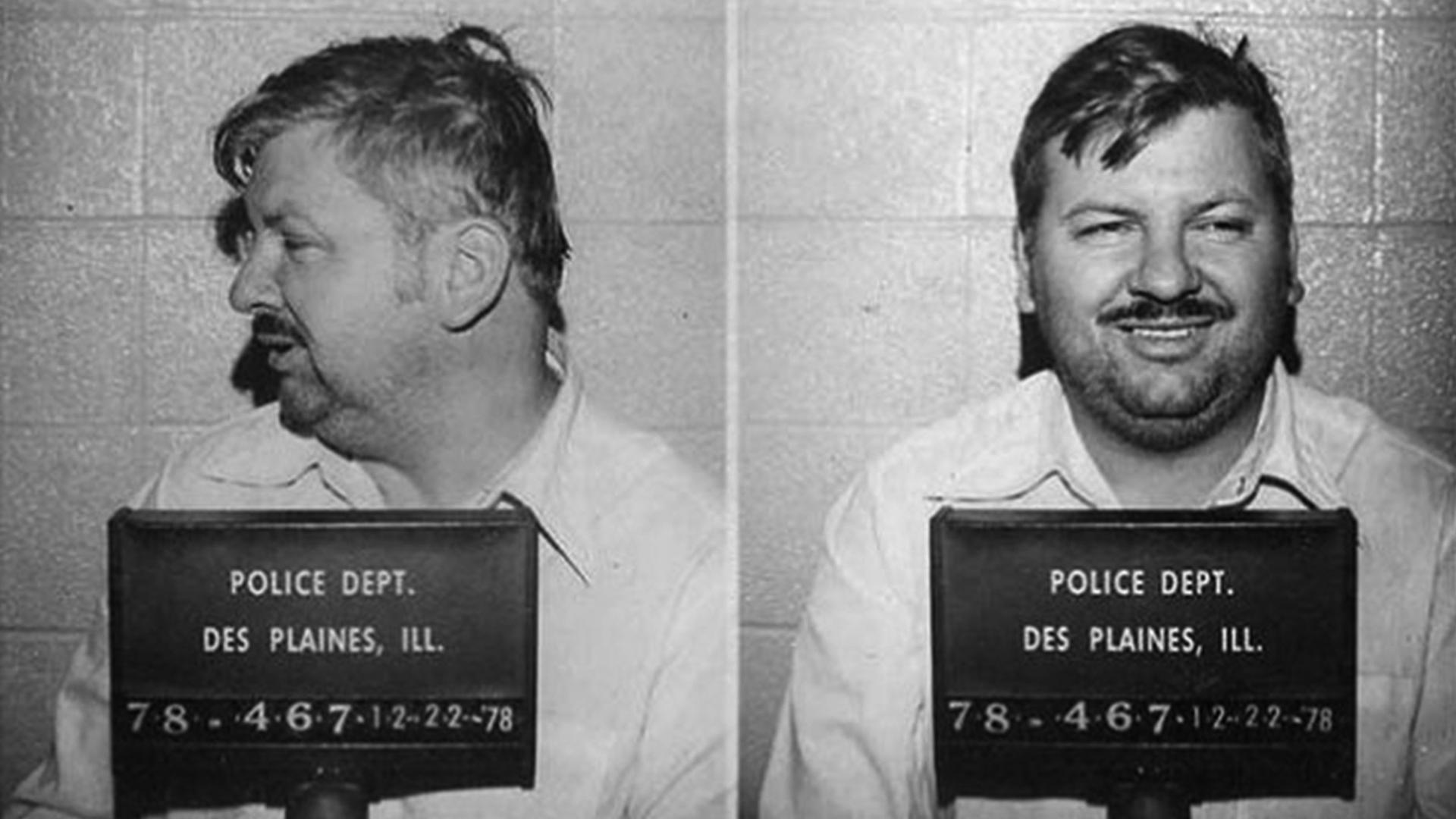Secret unedited killer serial photos Serial Killer
