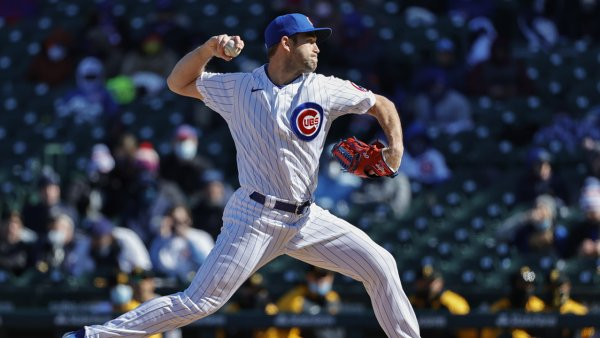Jason Adam Chicago Cubs USATSI 15830916