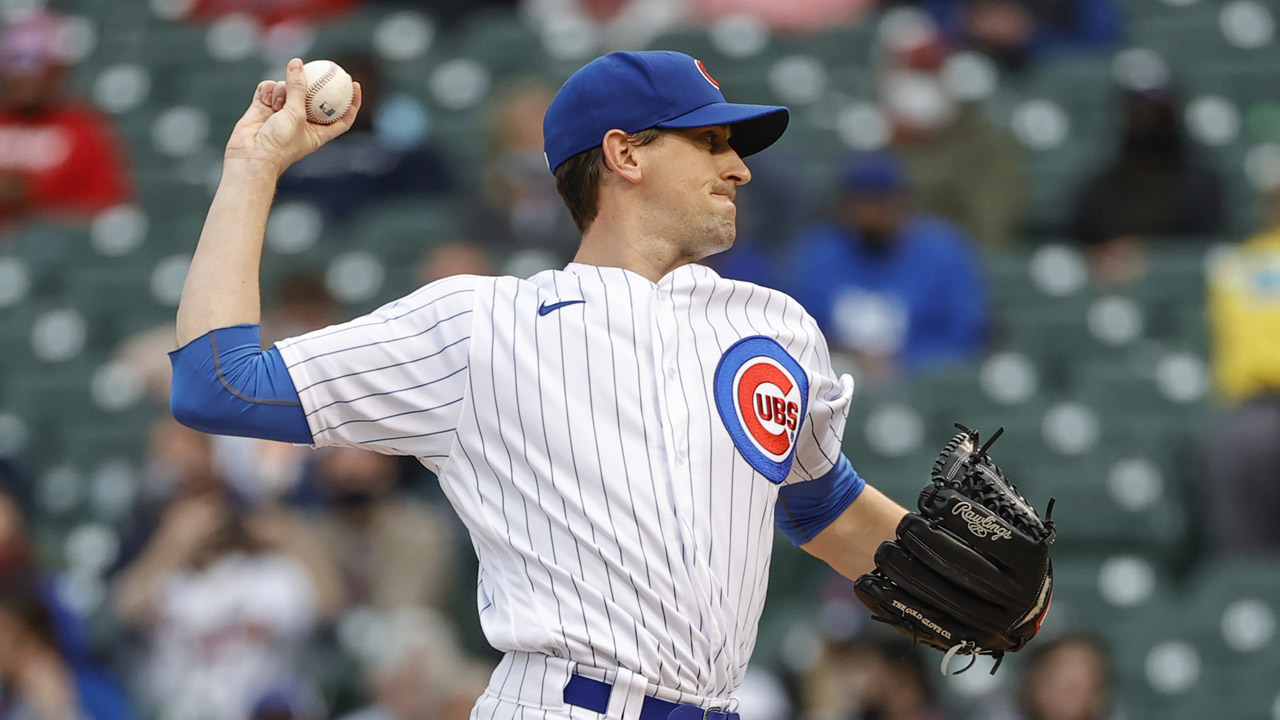 Cubs' Kyle Hendricks Uncharacteristically Struggles in Return