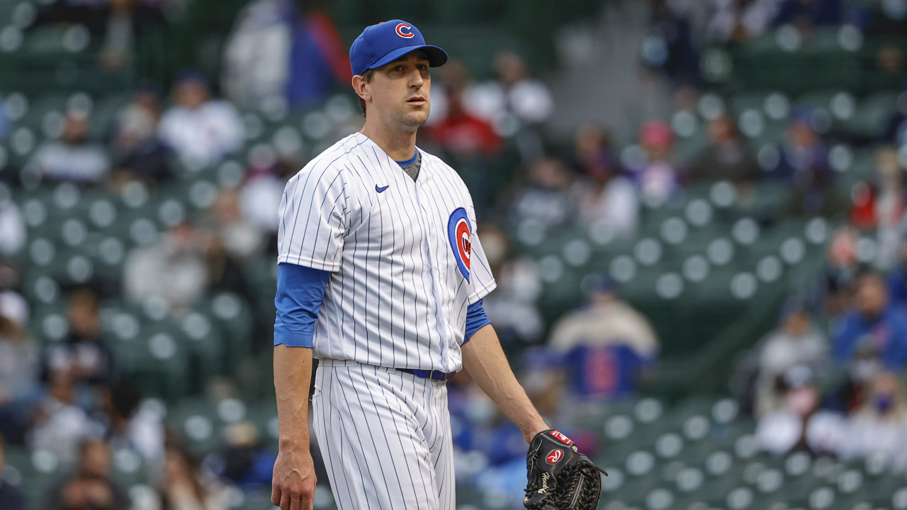 Kyle Hendricks Makes Cubs History for the Wrong Reasons Vs. Braves