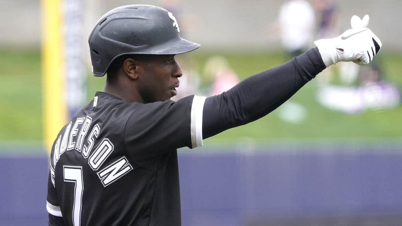 What Tim Anderson Does for White Sox Lineup: 'He's Our Igniter'