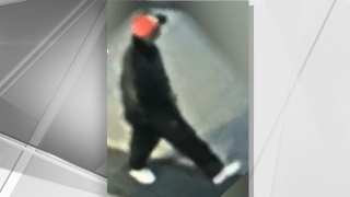 Police released surveillance images of a wanted man suspected of shoving a 61-year-old Asian man in East Harlem and repeatedly kicking his head.