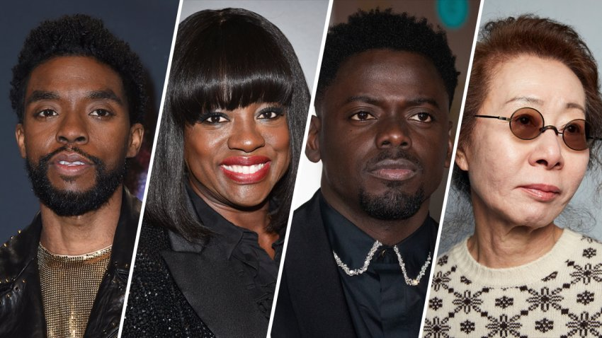 SAG Awards Make History With 4 Actors of Color Taking Top Film Honors – NBC  Chicago