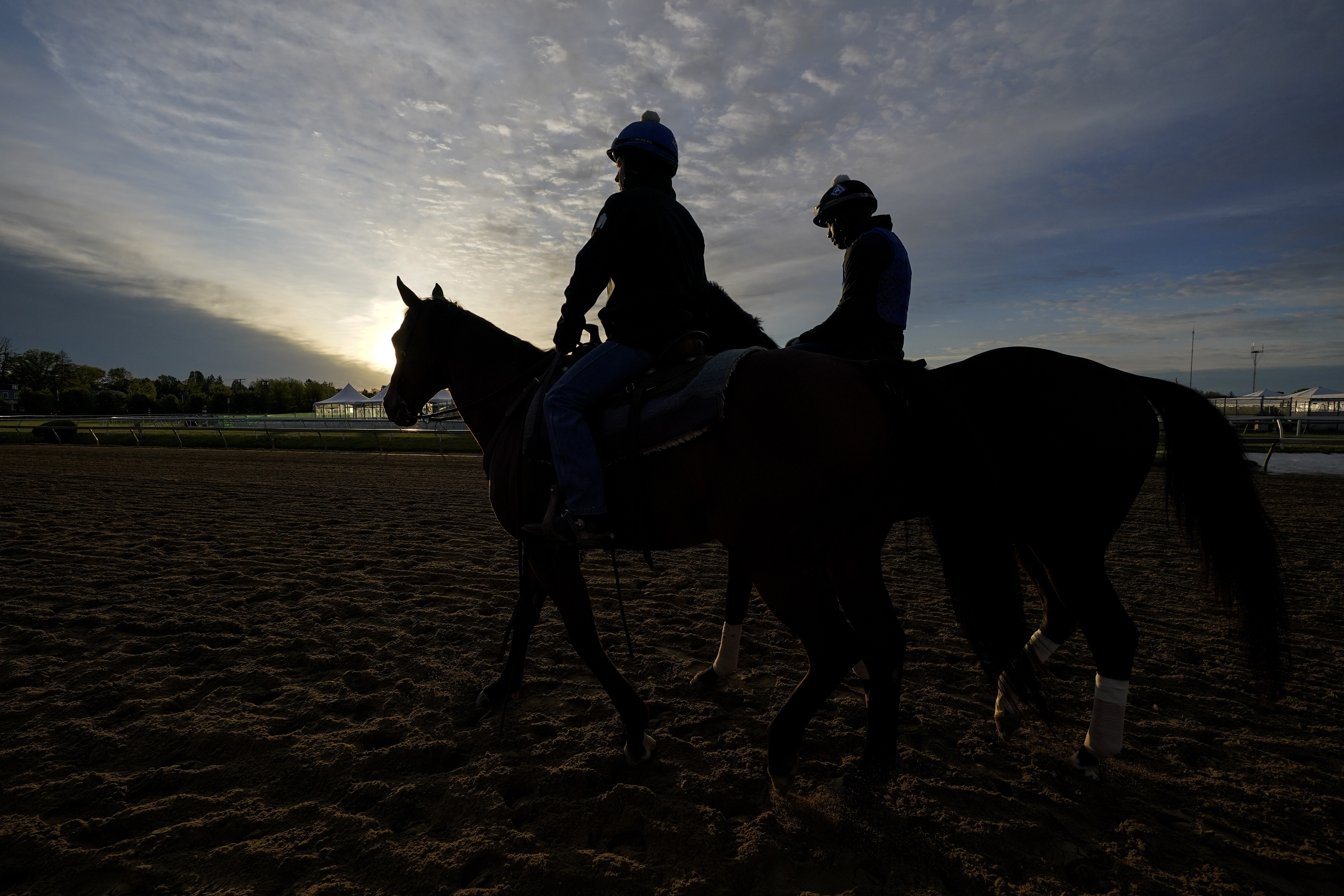 Midnight Bourbon, Concert Tour Are Top Preakness Challengers