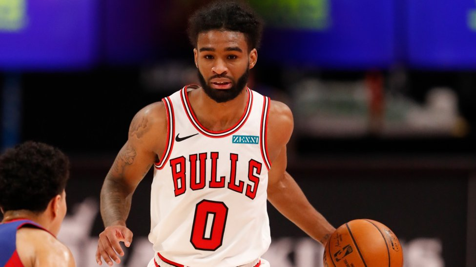 Bulls' Coby White Finding Footing as Point Guard at Right Time