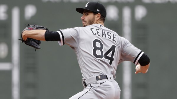 Dylan Cease Chicago White Sox USATSI15918183