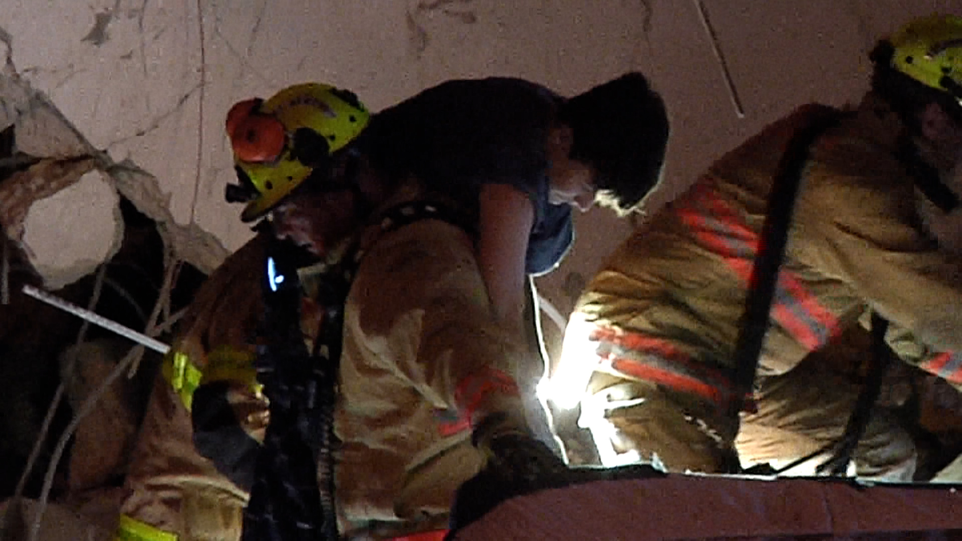 Boy Pulled From Rubble of Collapsed Condo Building in Surfside – NBC Chicago