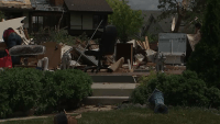 Naperville Firefighters Rescue Couple Trapped in Rubble After Tornado Destroys Home