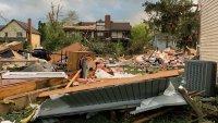 Naperville Officials: 8 Residents Hurt, More Than 20 Homes Uninhabitable After Tornado