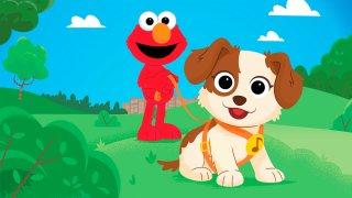 Elmo and Tango