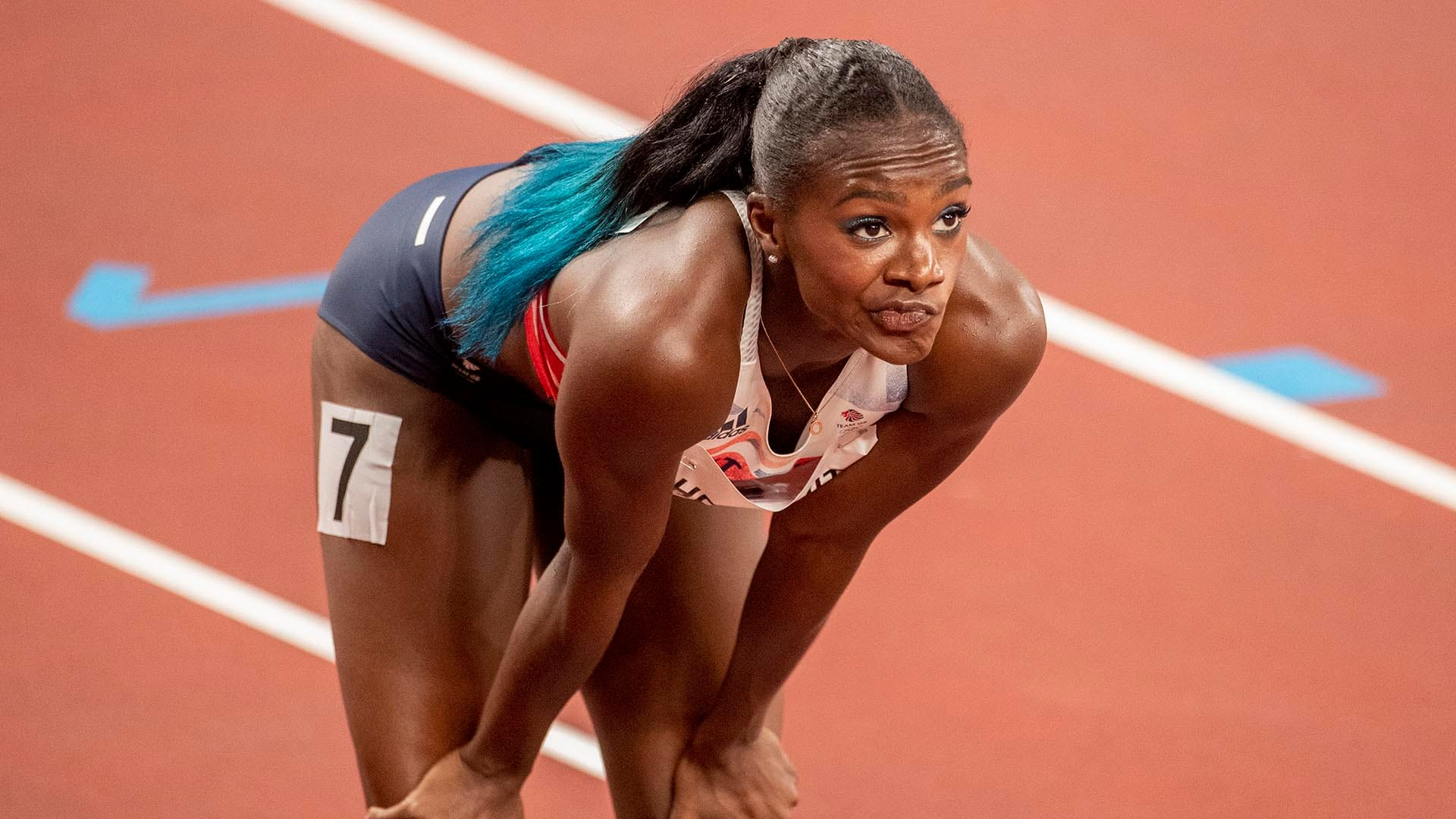 Britain's Asher-Smith Out of Games Due to Injury