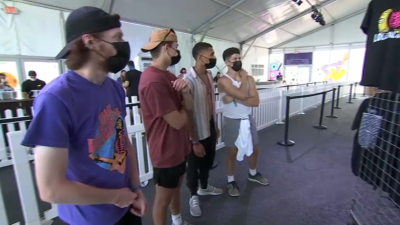 Lollapalooza Indoor Mask Requirement Goes Into Effect