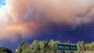 Minnesota Wildfires